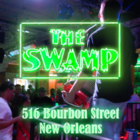 the swamp 516 bourbon street new orleans